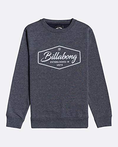 BILLABONG Trademark - Sudadera para Chicos Sudadera, Niños, Navy, 14