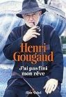 J'ai pas fini mon rêve par Gougaud