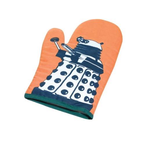 BBC Worldwide - Guanto da Forno con Motivo Dalek (Doctor Who), Colori Assortiti