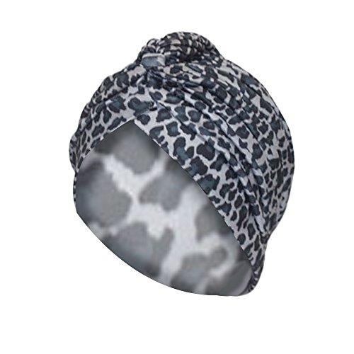 TININNA Unisex Prince Denmark Bonnet Chapeau De Douche Bain Tissu Protection Soin Accessoire Cheveux Marron