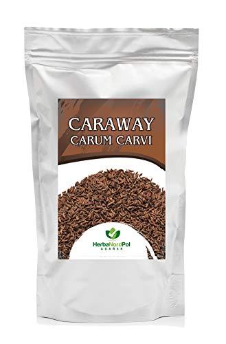 Semillas de alcaravea (carum carvi fructus), ricas en aceite esencial, de origen europeo 1 Kg