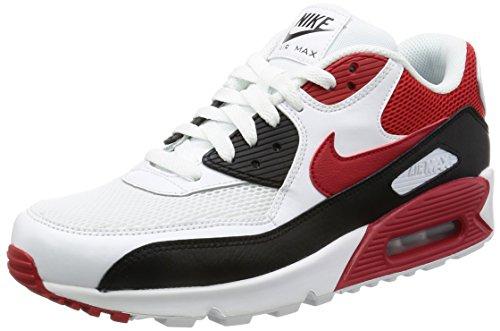 Nike 537384-129 - Scarpe da ginnastica Air Max 90 Essential, colore bianco