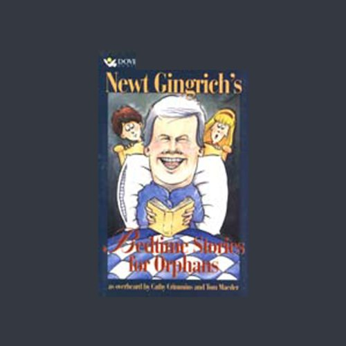Newt Gingrich's Bedtime Stories for Orphans cover art