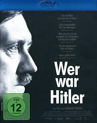 Wer war Hitler [Blu-ray]
