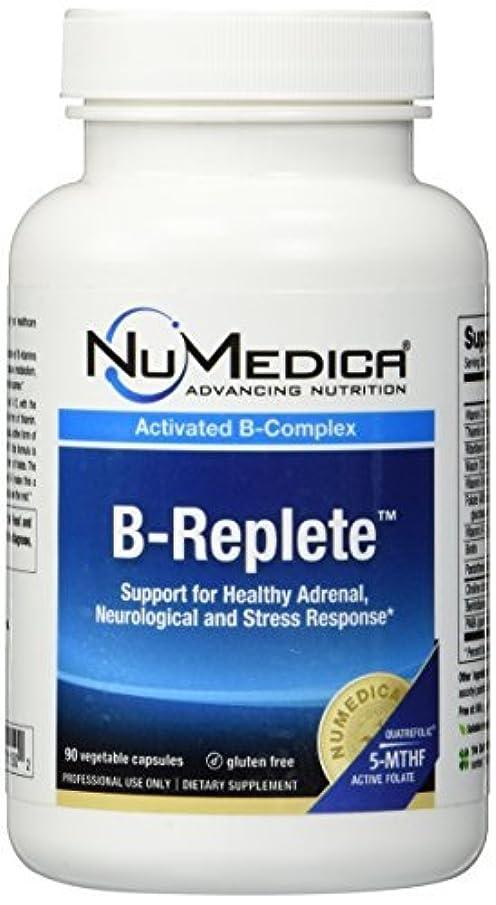 上院議員雑多な怖いNumedica - B-Replete - 90C by Numedica [並行輸入品]