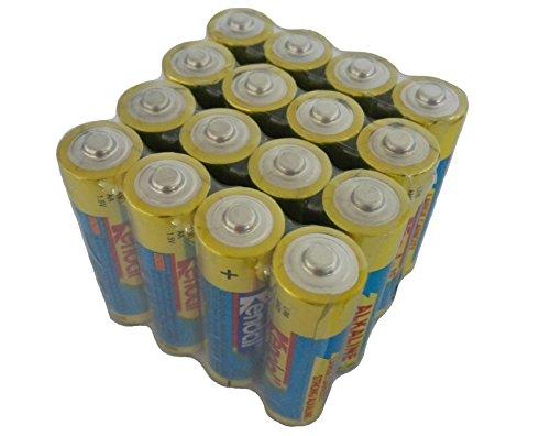 KENDAL AA-Alkaline-Batterien, industriell, 1,5 V, LR6, EN91, AM3, MN1500, R6P, 16 Stück
