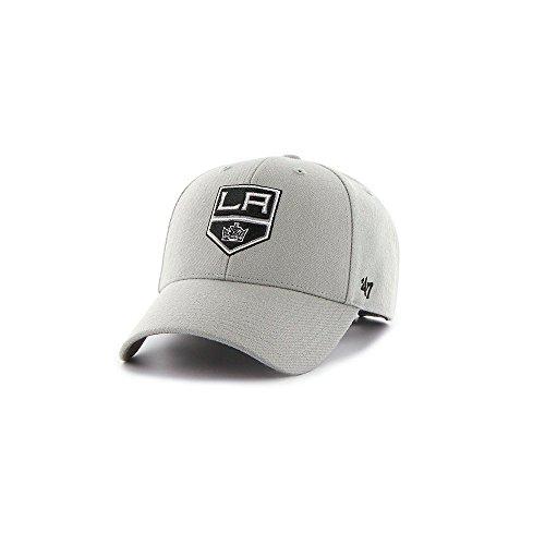 47 Brand Los Angeles Kings MVP Cap - Grey