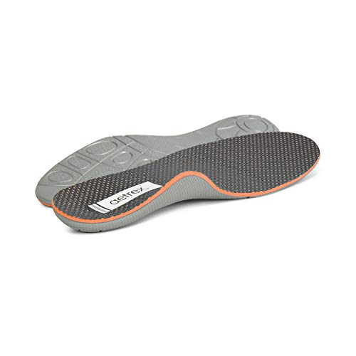 Aetrex Men's Performance Comfort Althletic & Sports Insoles. Helps Provide Arch Support, Alignment & Comfort & Relieve Foot, Arch & Heel Pain