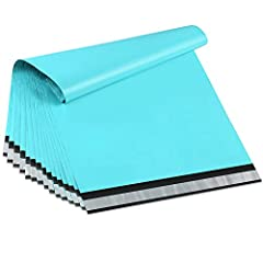 EYE CATCHING. UCGOU Teal is highly attractive color which makes your products look better than standard white shipping envelopes and it helps customize your brand! PREMIUM QUALITY ENVELOPES have a good stretch, lightweight and water-resistant. Lower ...