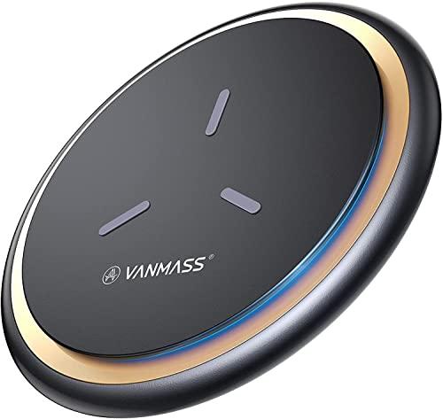 VANMASS Wireless Charger Ladepad Bild