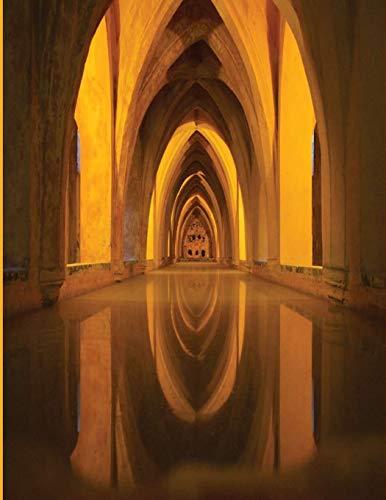 Alcazar Sevilla Entradas Catedral De Sevilla: Composición cuaderno de papá para los niños de las muchachas de los estudiantes ... regalos gobernado del cuaderno | estel star 8.5