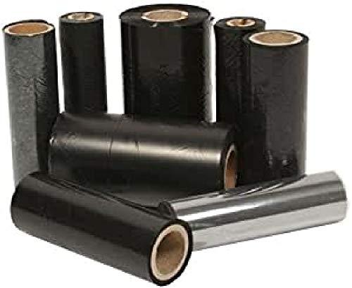 Zebra 02300BK11045 Ribbon 2300 Wax, 110 mm, 450 m, C-25 mm, Box of 12