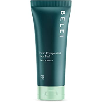 Marchio Amazon - Belei, Peeling viso pelle fresca, 75 ml