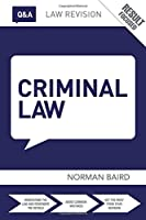 Q&A Criminal Law (Questions and Answers)