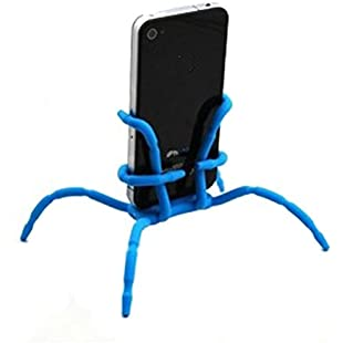 Xiton Flexible Spider Portable Stand/Car Mount Holder Universal Phone Car Holder Mount and Stand