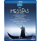 ヘンデル : 《メサイア》全曲 (モーツァルト編) / マレク・ミンコフスキ、ロバート・ウィルソン演出 (Handel / Mozart : Der Messias Staged by Robert Wilson / Marc Minkowski) [Blu-ray] [Import] [日本語帯・解説付] [Live]