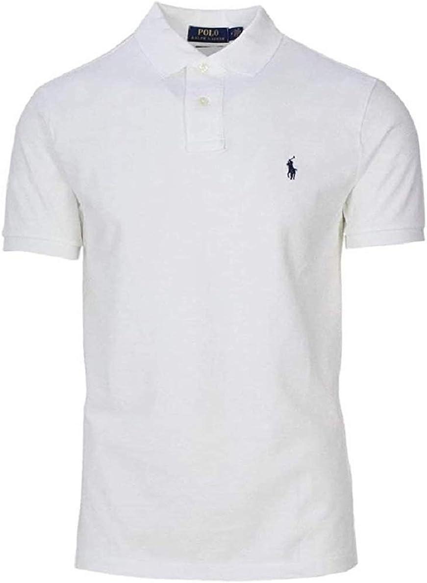 Polo Ralph Lauren Men's Medium Fit Interlock Polo Shirt