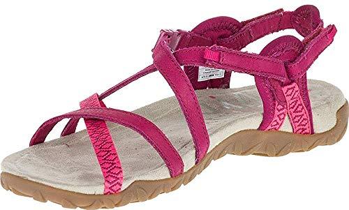 Merrell Terran Lattice II Schuhe Damen Fuchsia Schuhgröße EU 38 (UK 5) 2020 Sandalen