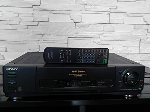 Sony SLV E700–Reproductor de vídeo VHS