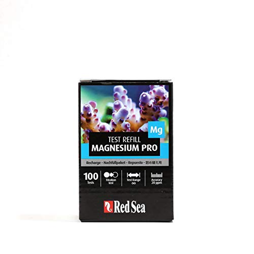 Red Sea Magnesium Pro Refill Kit - 75 tests