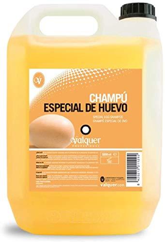 Válquer Champú Especial de Huevo - 5 l.
