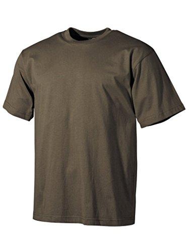 T-shirt militaire US vert olive - Vert - XXL