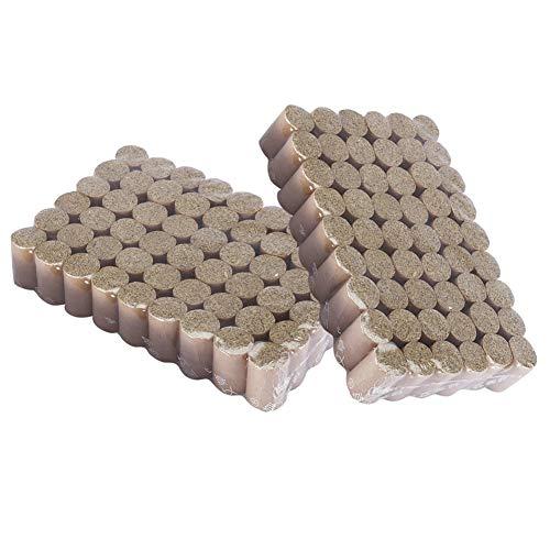 Moxa Rolls, Natuurlijke Moxa Rolls Sticks, Vijf jaar opslag, Moxibustion Burner Pijn Spierverlichting, 108 Stks
