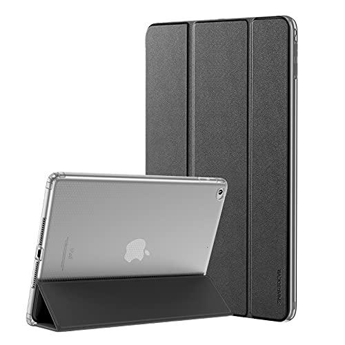 SmartDevil 7.9  Custodia per iPad Mini 4 2015 con Auto Sveglia Sonno, Leggero e Sottile Cover per iPad Mini 4 Generazione da 7.9 Pollici 2015 con Supporto Funzione Nero
