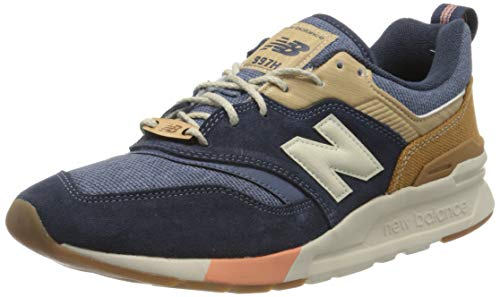 New Balance 997h, Zapatillas para Hombre, Azul (Navy Hak), 43 EU