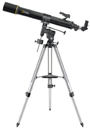 National Geographic 90/900 Telescopio refractor