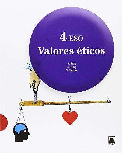 Valores Éticos 4 Eso - 9788430787661