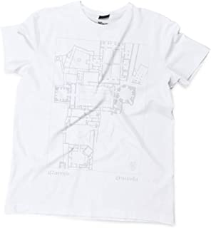 G2 Arctic Mapa Camiseta Unisex Adulto