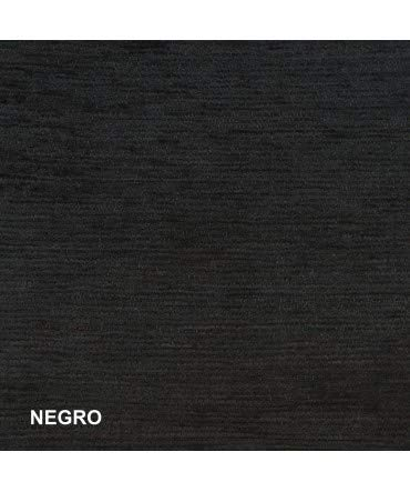 10XDIEZ Chenilla Paula a Metros - Color - Negro