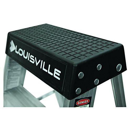 Louisville Ladder AS3002 6966014, 2 feet, Black
