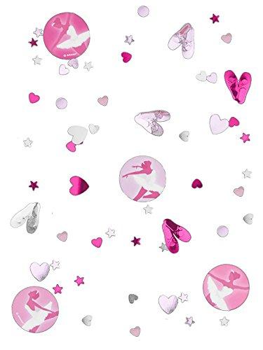 amscan - 998318 - Confettis Ballet - 34 g