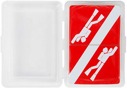 Waterproof Playing Cards for Scuba Divers