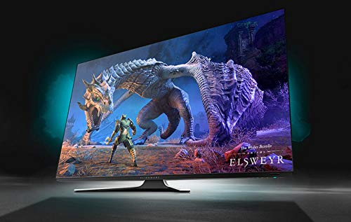 AW 55 Inches OLED Gaming Monitor