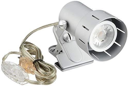 東京メタル LEDクリップライト シルバー LED-502SZ