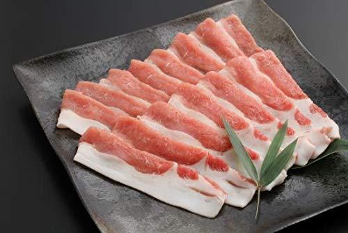 金猪豚 ロース しゃぶしゃぶ用 500g×1箱 嶋本食品 ゴールデン・ボア・ポーク 淡路島ポーク