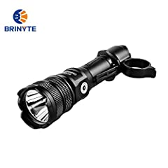 2000 Lumens: The PT18pro uses a powerful CREE XHP 35 LED to produce its beam and a 3100mAh IMR (Lithium manganate) 18650 battery. The latest CREE LED and nontraditional powerful batteries help the PT18pro output an incredible 2000 lumens. USB Type-C ...