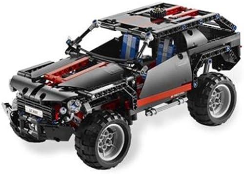 LEGO Technic Limited Edition Set  8081 Extreme Cruiser (japan import)