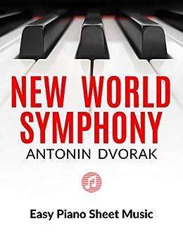 New World Symphony - LARGO Theme - Antonin Dvorak | EASY ...