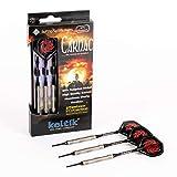 Keltik Softdart Set Carnac 80% 16g, 18g Dardos Blandos, Unisex, Plata