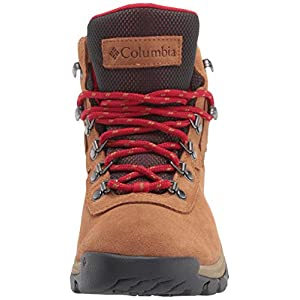 Columbia Women's Newton Ridge Plus Waterproof Amped Hiking Shoe