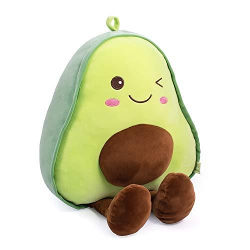 16.5 pulgadas Snuggly relleno de fruta de aguacate suave juguete