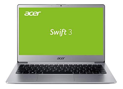 Acer Swift 3 Pro (SF313-51-87DG) 33,78 cm (13,3 Zoll Full-HD IPS matt) Ultrabook (Intel Core i7-8550U, 8 GB RAM, 512 GB PCIe SSD, Intel UHD, Win 10 Pro, LTE) silber