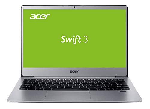 Acer Swift 3 Pro (SF313-51-87DG) 33,78 cm (13,3 Zoll Full-HD IPS matt) Ultrabook (Intel Core i7-8550U, 8GB RAM, 512GB PCIe SSD, Intel UHD, Win 10 Pro, LTE) silber