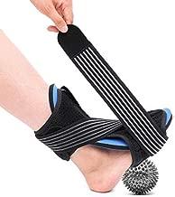 Plantar Fasciitis Night Splint Set,Adjustable Plantar Fasciitis for Arch Foot Pain,Heel and Ankle Pain with Hard Spiky Massage Ball,Night Splints for Plantar Fasciitis