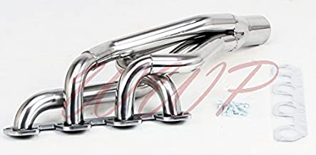 Stainless Exhaust Headers Production Chassis Compatible With 74-80 Pinto Mustang 2.3L