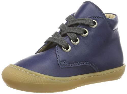 Däumling Unisex Kinder Sami Sneaker, Blau (Action Jeans 42), 20 EU